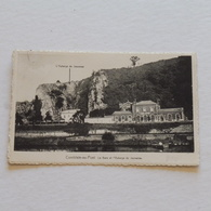 COMBLAIN AU PONT - La Gare Et L'auberge  ---envoyée. - Comblain-au-Pont