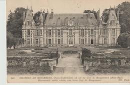 C.P.A. -  CHÂTEAU DE MIROMESNIL - 423 - N. D. OU EST NE GUY DE MAUPASSANT - - Other Municipalities