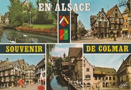 Souvenir De Colmar Multivues - Colmar