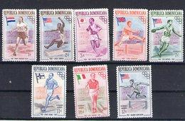 République Dominicaine. Vainqueurs Des Jeux Olympiques - Dominicaine (République)