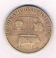 50 BOERINNEKES  1981 DIKSMUIDE BELGIE /2671/ - Belgique