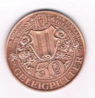 50 GELEIGPUTTERS 1981 NIEL  BELGIE /2673/ - Belgique