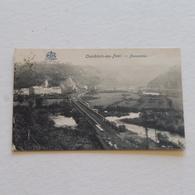 COMBLAIN AU PONT - Panorama (pont Chemin De Fer)- Envoyée - Comblain-au-Pont