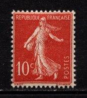 Semeuse N° 135**, Superbe, Cote 35,00 € - 1906-38 Semeuse Camée