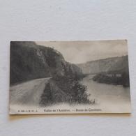 -vallée De L'AMBLEVE  Route De Comblain  Envoyée - Comblain-au-Pont
