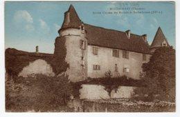 Montmoreau-Saint-Cybard  (Charente) Château Rochechouart - Frankrijk
