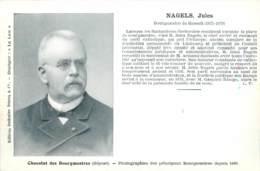 Belgique - Hasselt - Nagels Jules - Bourgmestre De Hasselt ( 1875-1878 ) - Hasselt