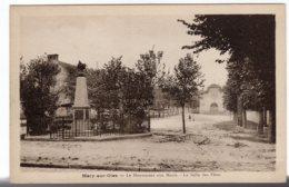 Méry-sur-Oise  (Val-d'Oise)   Monument Aux Morts - Mery Sur Oise