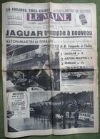24 H Du Mans 1956.Jaguar.DB Panhard. - 1950 à Nos Jours