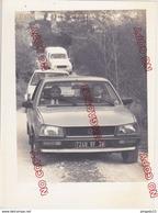 Au Plus Rapide Peugeot 505 Beau Plan Beau Format 18 Par 24 Cm - Automobili