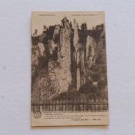 Comblain Au Pont   Les Rochers Pitains Et Les Tartines  -  Non  Envoyée - Comblain-au-Pont