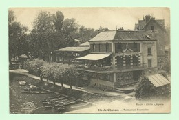 ILE DE CHATOU Restaurant Fournaise - Sonstige Gemeinden