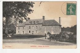 LANDEAN- CHATEAU DES HARLAIS - 35 - Francia