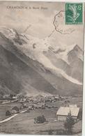 DAV : Haute  Savoie :  CHAMONIX  Et Le  Mont    Blanc - Chamonix-Mont-Blanc