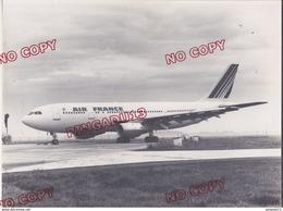 Au Plus Rapide Avion Airbus Janvier 1982 Collection Air France - Aviation