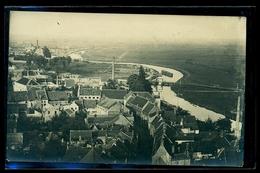 CPA WERVICQ SUD   VUE AERIENNE LA LYS WERVICQ MENIN 1918   W20 - France