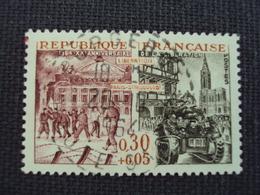 "60-69- Timbre Oblitéré N°   1410 "" Liberation Paris Et Strasbourg    ""  1 Euro - Used Stamps"