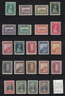 Turquie - Turkey - Yvert 750-771 Neufs SANS Charnière - Scott#682-704 MNH - 1921-... République