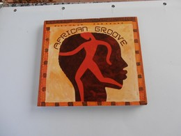 Putumayo Presents African Groove - CD - Country & Folk