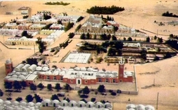 El Oued - Oasisi - Vue Aerienne - 6 - Formato Grande Non Viaggiata - E - El-Oued