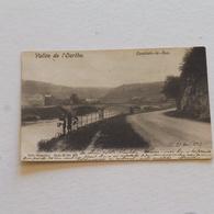 COMBLAIN -LA-TOUR  ---Vallée De L'Ourthe  NELS  N/B  Serie 26  ---. Envoyée - Hamoir