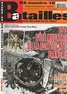 Rare Revue Batailles HS N°16 - 1939-45