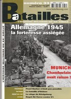 Rare Revue Batailles N°33 - 1939-45