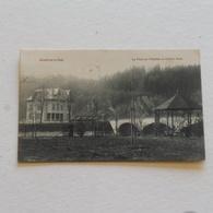 COMBLAIN -LA-TOUR  --Le Pont Et Chalet Hody   ---. Envoyée - Hamoir