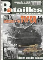Rare Revue Batailles N°59 - 1939-45