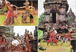Ramayana Epic - Indonésie
