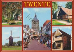 Twente   - Meerluik [AA40 2.137 - Gelopen Met Pz - Netherlands