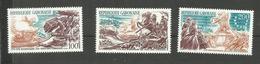 Gabon Poste Aérienne N° 178 à 180 Neufs** Cote 6.25 Euros - Gabon (1960-...)