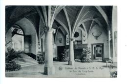 Château Du Roeulx à S. A. S. Mgr. Le Pce De Croy-Solre - Le Vestibule / Thomas-Marin (1911) - Le Roeulx
