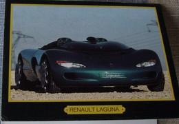 Petit Calendrier De Poche 1993 Voiture Renault  Laguna - Calendriers