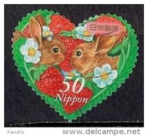Japan 2011 - Greetings Stamps - Self Adhesive (50 Yen) - 1989-... Empereur Akihito (Ere Heisei)