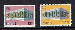 ICELAND...1969...MNH - 1944-... Republic