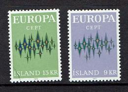 ICELAND...1972...MNH - 1944-... Republic