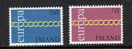 ICELAND...1971...MNH - 1944-... Republic