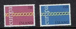 ICELAND...1971...mh - 1944-... Republic