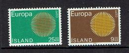 ICELAND...1970...mh - 1944-... Republic