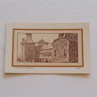 CHERATTE  -Chateau ---. Non Envoyée - Visé