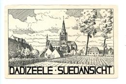 Dadizeele - Suedansicht Südansicht) / Kunstanstalt Wilhelm Hoffmann, Dresden - Moorslede