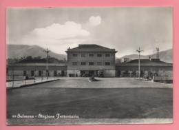 Sulmona - Stazione Ferroviaria - L'Aquila