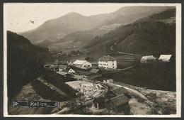 Slovenia------Recica------old Postcard - Slovenië