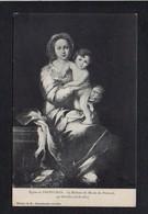 Art Tableau / Eglise De Gravelines / La Madone Du Musée De Florence Par Murillo - Peintures & Tableaux