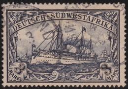 Deutsch  Sudwest Afrika     .   Michel    22       .         O     .     Gebraucht - Kolonie: Deutsch-Südwestafrika
