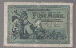 ALEMANIA - GERMANY -  5 Mark 1904 DRAGON - 100 Deutsche Mark