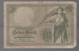 ALEMANIA - GERMANY -  Mark 1906 - 100 Deutsche Mark