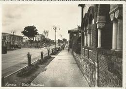 ASMARA  VIALE MUSSOLINI  -FG - Eritrea
