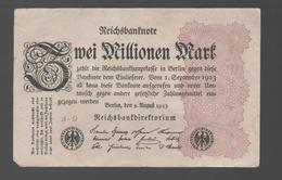 ALEMANIA - GERMANY -  2.000.000 Mark 1923 P-103 - [ 6] 1949-1990 : RDA - Rep. Dem. Alemana